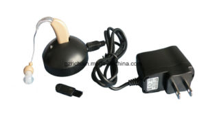 Rechargeable Sound Voice Amplifier Hearing Aids pictures & photos