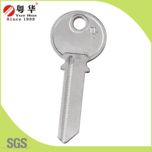 Hot Sale Coustomized Brass Tl2 Door Key Blank pictures & photos