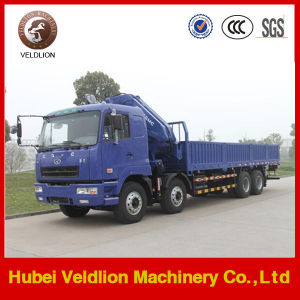 Camc Truck with Crane 16-32 Tons pictures & photos