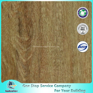 8mm Best Selling Walnut Wood Laminate Flooring pictures & photos