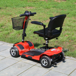 Low Weight Four Wheels Electric Mobility Scooter -St097 pictures & photos