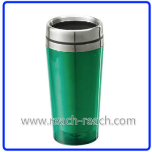 450ml Hot Sell Double Wall Coffee Mug, Travel Mug (R-2315) pictures & photos