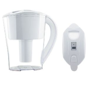 2.5L Water Filter Pitcher with Digital Timer pictures & photos