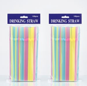 FDA SGS Food Grade PP Flexible Drinking Straw pictures & photos