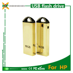 Custom Metal USB for HP Pendrive Wholesale pictures & photos