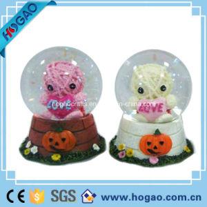 Polyresin Animal Snow Globe (HG171) pictures & photos