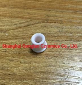 Alumina Al2O3 Ceramic Eyelet Guide with Flange pictures & photos