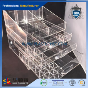 Makeover Products Acrylic Stands Cosmetics Display/Small Jewelry Gift Display Boxes pictures & photos