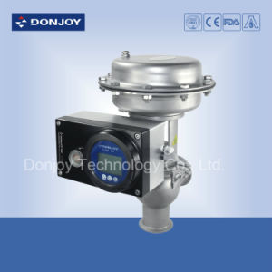 Pneumatic Divert Seat Valve with Locator pictures & photos