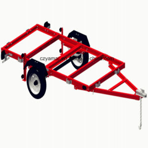 1720lb. Capacity Folding Trailer pictures & photos