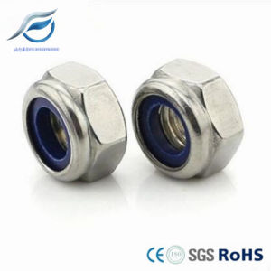 Stainless Steel Nylon Lock Nut DIN985 for Industry pictures & photos