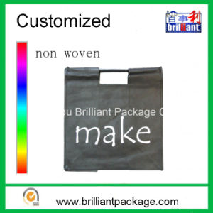 Customized Non Woven Shopping Bag Promotional Tote Bag pictures & photos