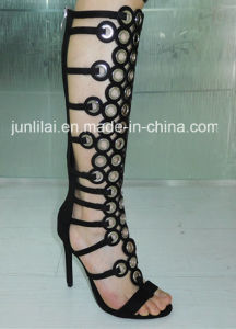 Women Shoes with High Quality Metal Eyelets