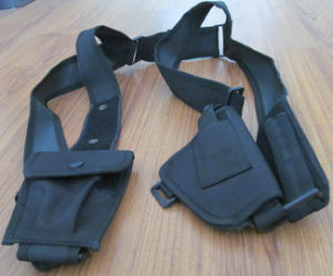 Military Bouble Shoulder Gun Holster pictures & photos