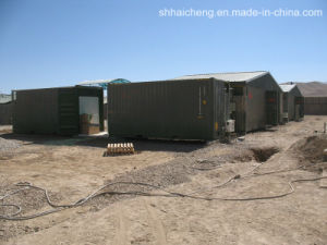 20ft Flat Pack Container House, Living Room, Office, Easy Assembly pictures & photos