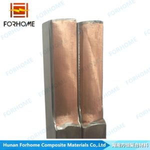 Explosive Welding Copper-Stainless Steel Composite Hanger Bar pictures & photos