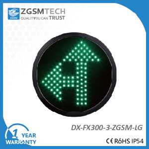 Direction Traffic Light Arrow Signal for Replacement Go Straight and Turn Left Green Color