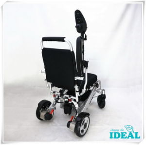 Tiny 5 Foldable Electric Wheelchair pictures & photos
