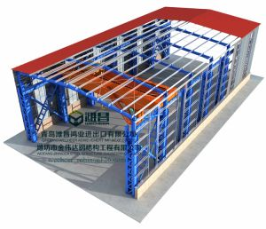 Heavy Steel Structure Buildings for Workshop and Warehouse pictures & photos