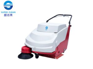 12V, 540W Multifunctional Battery Type Sweeping Machine pictures & photos