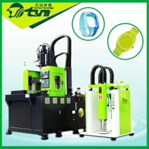 150t Vertical Silicone Watch Band Injection Molding Machine