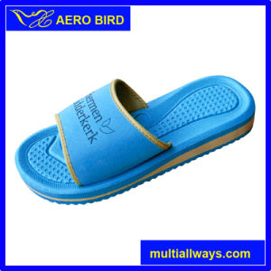 2016 Comfortable Bright Color Soft Men EVA Slippers pictures & photos