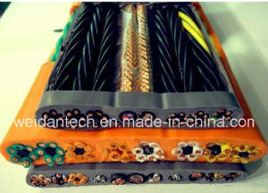 Tvvbpg Flat Lift Compo Speeder Cable pictures & photos