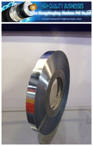 Cable Shielding Tape (Aluminium foil polyester film laminated) pictures & photos
