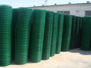 Welded Wire Mesh Panel Fence for Building Used pictures & photos