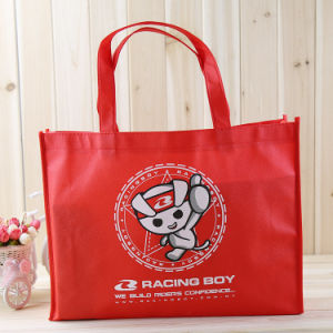 Cheap Promotional Non Woven Tote Bag pictures & photos