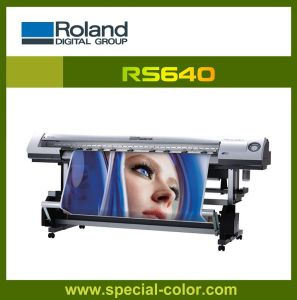 Roland Versaart RS-640 Wide Format Solvent Printer pictures & photos
