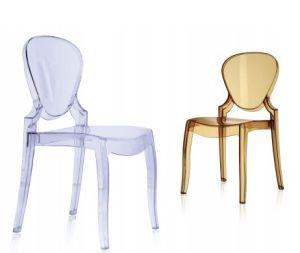 Elegant Transparent PC Chair Plastic Chair