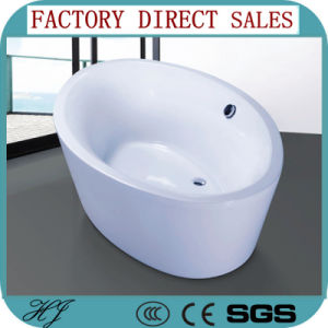 Factory Outlet New Hotel Model Sanitary Ware SPA Bathtub (645) pictures & photos