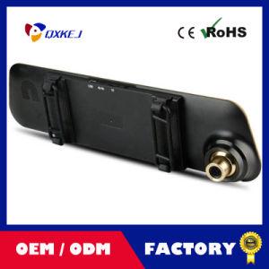 4.3′′ Full HD 1080P Dual Lens Review Mirror Recorder Auto Dash Cam Digital Camera Car Camera pictures & photos