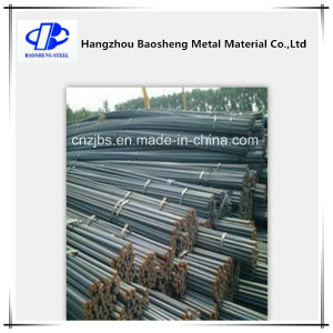 Construction Used Trade Assurance Deformed Steel Bar in Steel Rebars pictures & photos