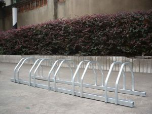2015 Pretty Hot-Galvanized Bicycle Stand (ISO, OEM offered) pictures & photos