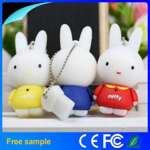 Cartoon Miffy Rabbit Flash Drives USB 2.0 Stick 4GB