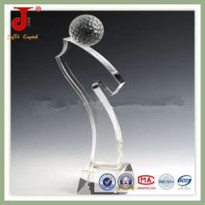 2016 New Design Crystal Trophy (JD-CT-300) pictures & photos