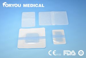 to Burn Wound Approved FDA CE Sterile Hydrogel Dressing pictures & photos