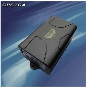 With Voice Surveillance Real Time Online GSM GPS Vehicle Tracker Tk104 Google Map Tracking Platform pictures & photos