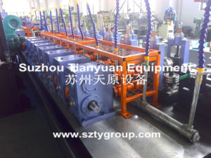 ERW Steel Round Tube Mill