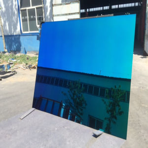 Ce, ISO Certificate High Quality 2mm-6mm Colorful Decorative Mirror pictures & photos