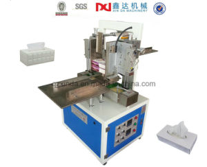 Box Facial Tissue Packaging Machine pictures & photos