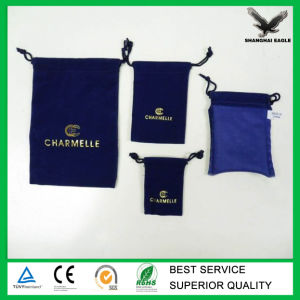 China Manufacture Custom Different Size Velvet Bag pictures & photos