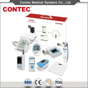 Bluetooth Android ECG/Pulse Oximeter Telemedicine Products-Contec pictures & photos