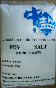 Kintan PDV Salt-25kg PE Bag pictures & photos