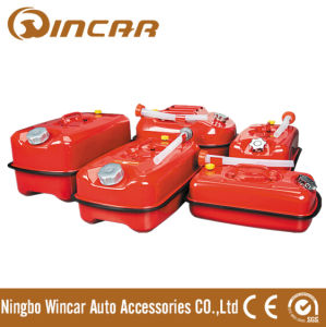 5L or 10L or 20L Capacity Horizontal Gas Can