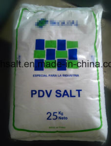 Kintan Pure Dry Vacuum Salt-25kg PP Bag pictures & photos