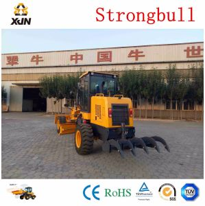 China Gold Suppllier Factory Outlet Mini Motor Grader Gr100 HP100 Py9100g Mini Grader pictures & photos