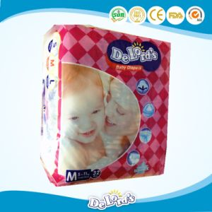 Factory in Guangzhou Export Price Baby Diapers pictures & photos